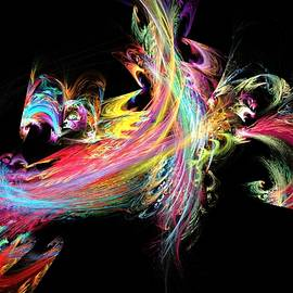 Ashley Garrie - Apophysis Fractal 5