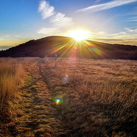 Ryan Phillips - Appalachian Trail Sunset