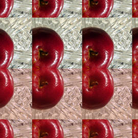 Tina M Wenger - Apple Abstract