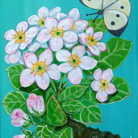 Anna Folkartanna Maciejewska-Dyba - Apple Blossom