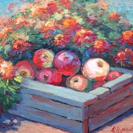 Anna Shurakova - Apple mood