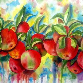 Shamsi Jasmine - Apple
