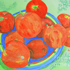 Sandy McIntire - Apples
