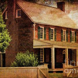 Liane Wright - Appomattox Court House by Liane Wright