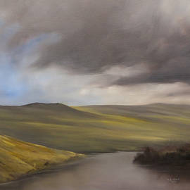 Colin Slater - Approaching storm