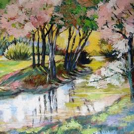 Cathy MONNIER - April in blossom