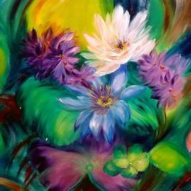 Marina Wirtz - Aqua Floral Ii