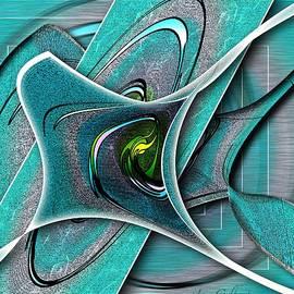 Iris Gelbart - Aqua Layers
