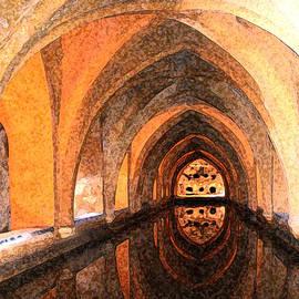 Susan Fernandez - Arab Baths, Granada