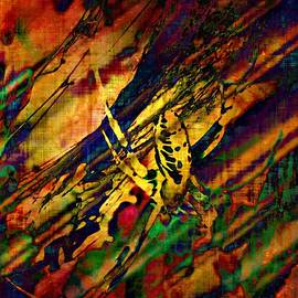 Ally  White - Arachnophobia