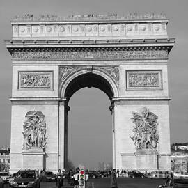 Al Bourassa - Arc De Triomphe III