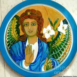 Anna Folkartanna Maciejewska-Dyba  - Archangel Gabriel