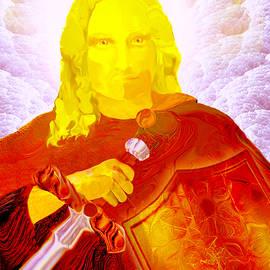 Valerie Anne Kelly - Archangel Michael