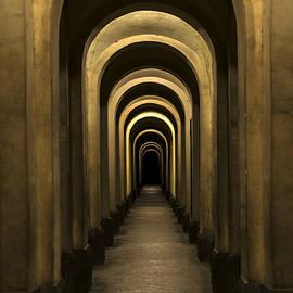 Jaroslaw Blaminsky - Arches of my city