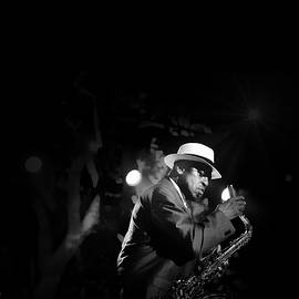 Jean Francois Gil - Archie Shepp- Attica Blues Big Band
