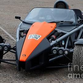 Imran Ahmed - Ariel Motors Atom 3 vehicle high performance sports car