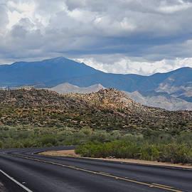 Gordon Beck - Arizona Asphalt