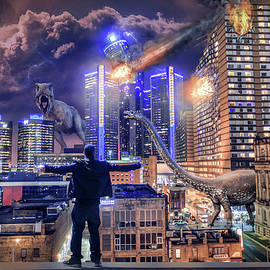 Nicholas Grunas - Armageddon Detroit