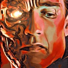 Scott Wallace - Arnold Schwarzenegger Terminator