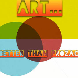 Susan Maxwell Schmidt - Art... Better Than Prozac - Art for Artists Series