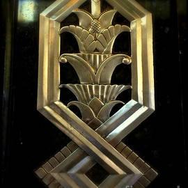 Miriam Danar - Art Deco Chrysler Building Detail - Closeup