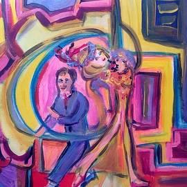 Judith Desrosiers - Art Deco love