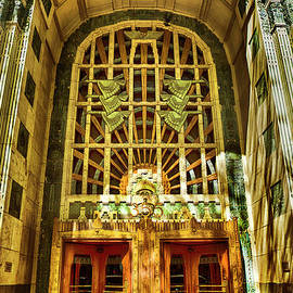Theresa Tahara - Art Deco Marine Building