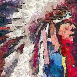 Catherine Lott - Art Indian Chief Pearlesques In Fragments