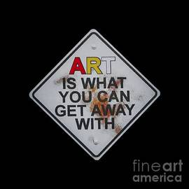 Priscilla Burgers - Art Is What You Can Get Away With