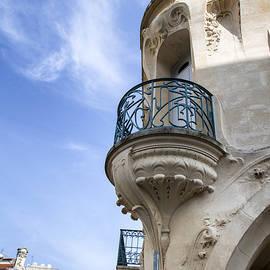 Georgia Fowler - Art Nouveau Balcony