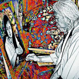 Ian Gledhill - Artist In Abstract