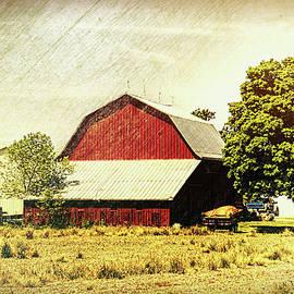 William Sturgell - Artistic Red Barn