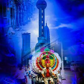 Walter Zettl - Asia World - Shanghai, Past and Future