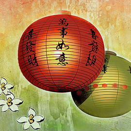 Kathy Franklin - Asian Art Lanterns
