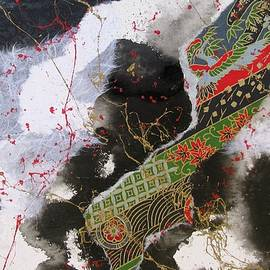 Louise Adams - Asian Collage