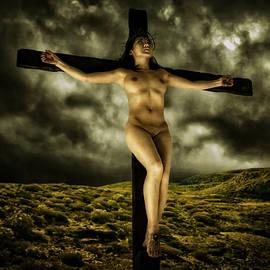 Ramon Martinez - Asian Jesus Crucifix V