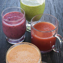 Elena Elisseeva - Assorted smoothies