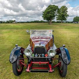 Adrian Evans - Aston Martin