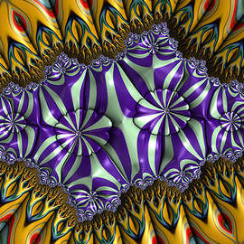 Manny Lorenzo - Astonishment - A Fractal Artifact