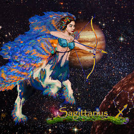 Michele  Avanti - Astrology Sagittarius Angel