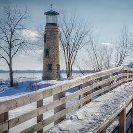 Joan Carroll - Asylum Point Lighthouse