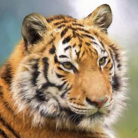 Jordan Blackstone - At The Center - Tiger Art
