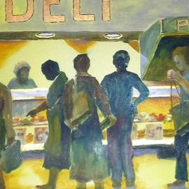 Jacqueline Boshoff - At the Deli