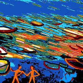 Anand Swaroop Manchiraju - At The Harbor