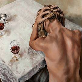 Jolante Hesse - At the Table