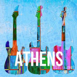 Athens Ga Music Scene - Edward Fielding