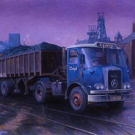 Mike  Jeffries - Atkinson bulk coal tipper