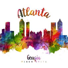 Atlanta Georgia 23 - Aged Pixel