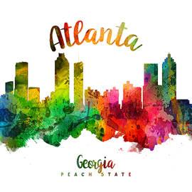 Atlanta Georgia 24 - Aged Pixel