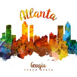 Atlanta Georgia 26 - Aged Pixel